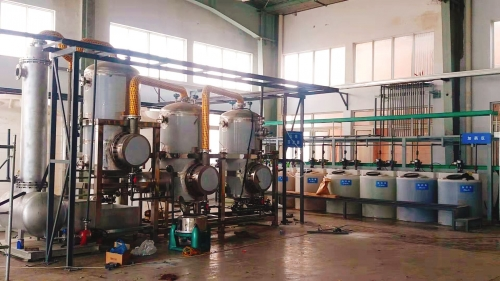 钛三效蒸发结晶器